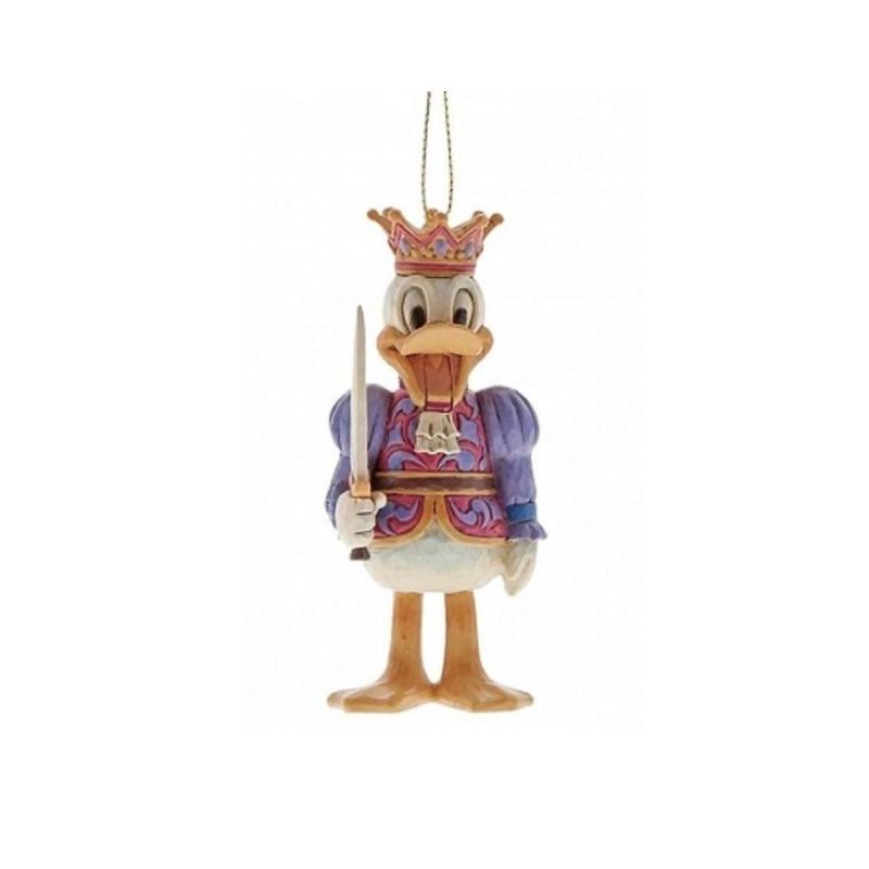 Disney Trad – Ornament Donald Casse noisette – Format Web