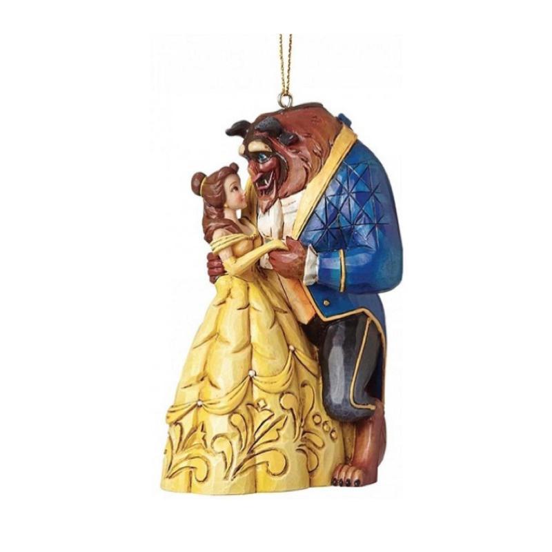 Disney Trad – Ornament la belle et la bête – Format Web