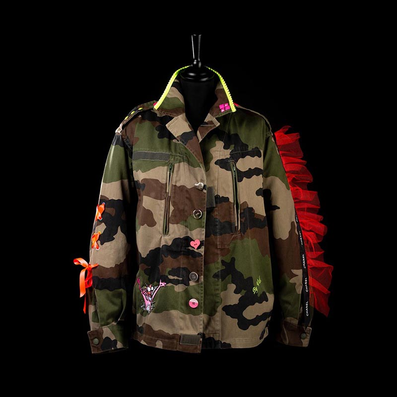 ByVal Veste Camouflage 01
