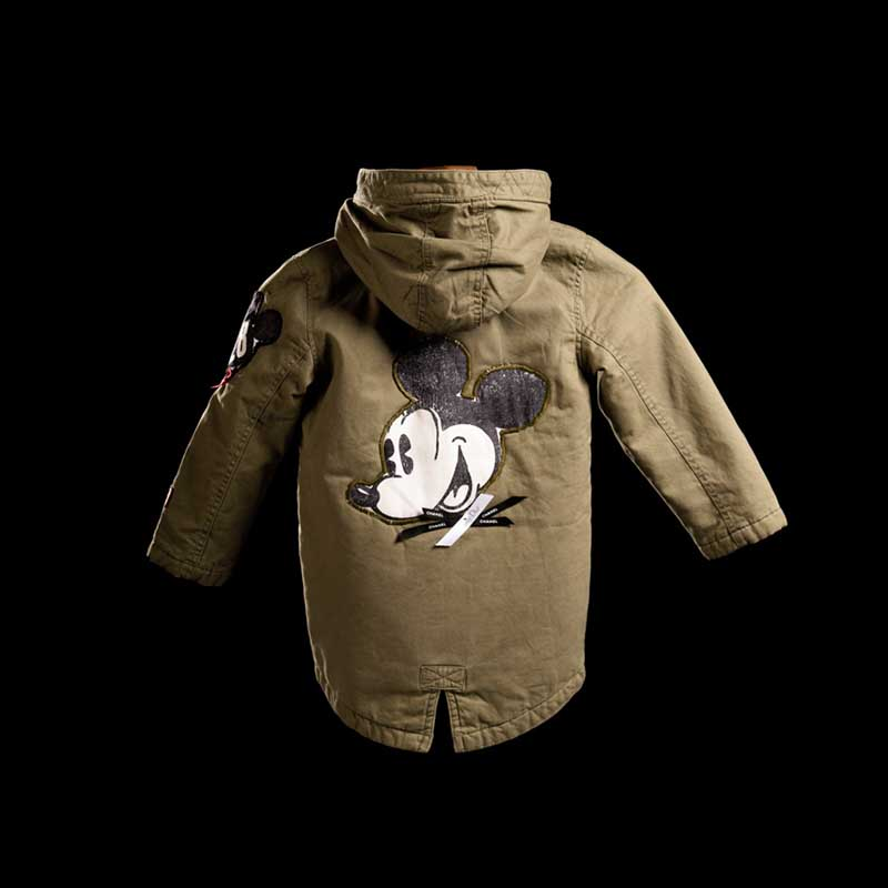 ByVal Veste Mickey enfant 01